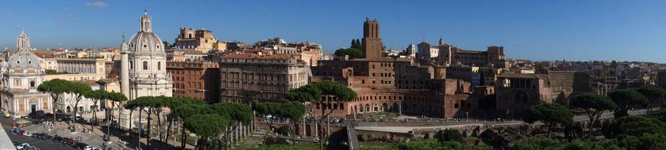 Rom - Foro di Traiano