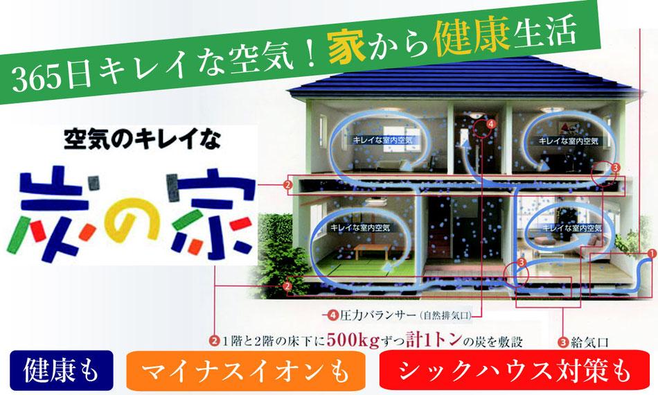 福島県会津・喜多方で健康を考えた家作り建築のお問い合わせなら