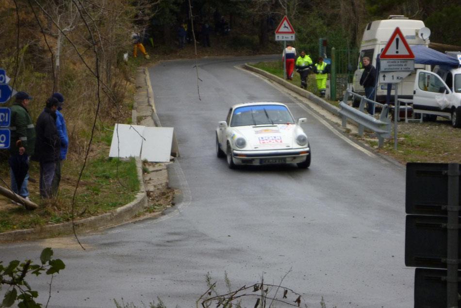 Rallye San Remo 2014 - WP 2