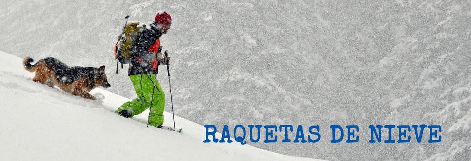 Excusiones raquetas de nieve Valle de Aran, Excusiones raquetas de nieve Benasque