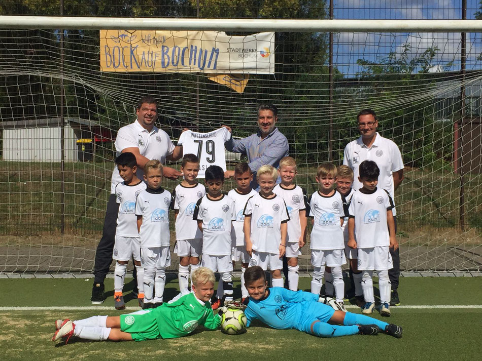 U9-Junioren Wattenscheid 09  - 2018/2019
