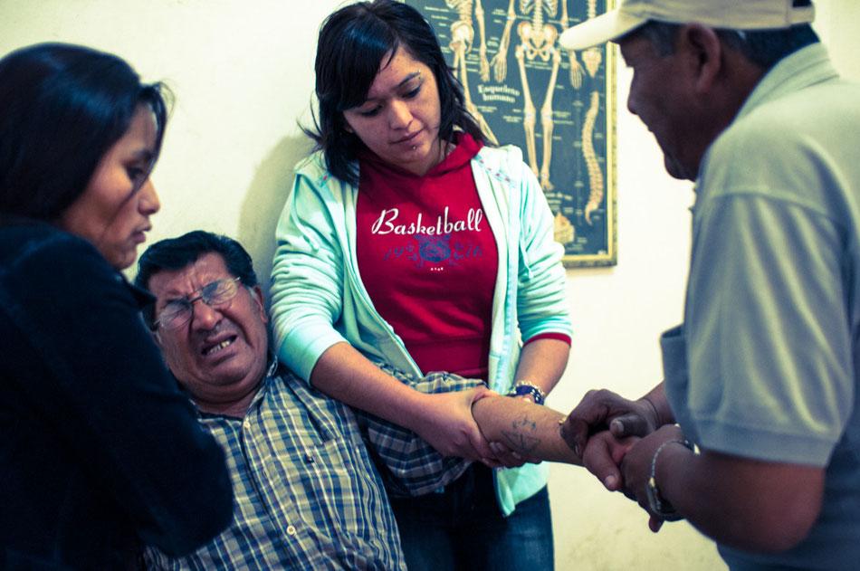 Los Hueseros Escobar © Pedro Salvador