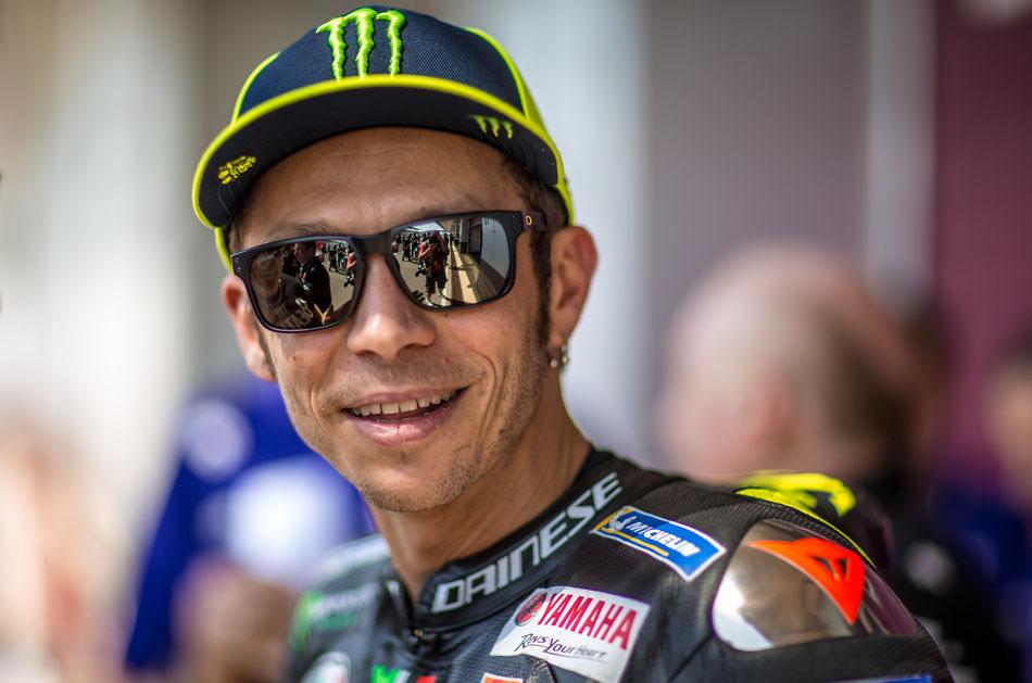 Nach wie vor das Zugpferd Nummer eins in der MotoGP. Valentino Rossi. Doch wie lange geht das noch so?