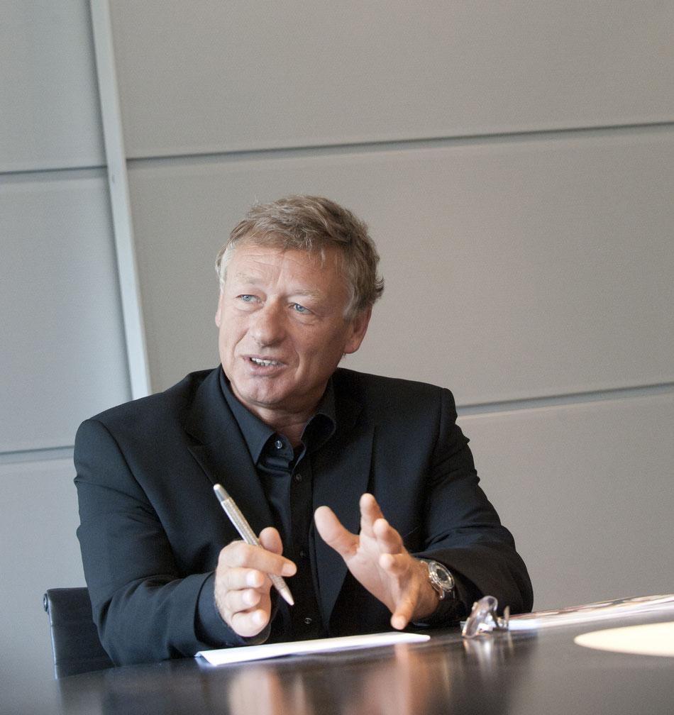Hermann Tilke im Gespräch mit MotoSports24