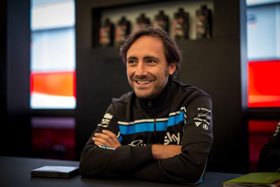 Pablo Nieto vom Sky Racing Team am Sachsenring 2018