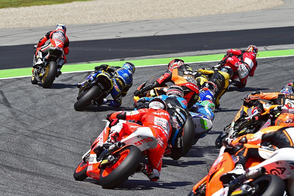 Ist die MotoGP in den Deutschen Medien auf Abwegen oder bekommt sie die Kurve?