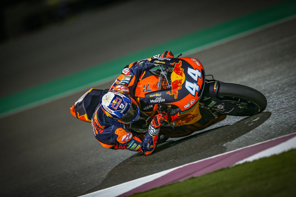Seit 2017 fährt Miguel Oliveira für das Red Bull KTM Ajo Team in der Moto2