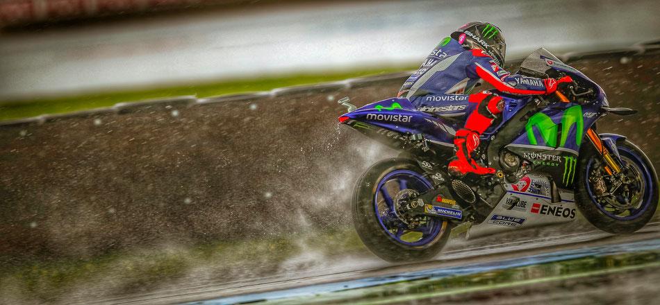 Jorge Lorenzo 2016 in der MotoGP in Assen