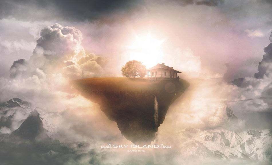 Sarid One Sky Island