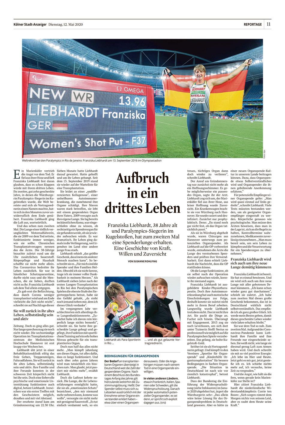 Quelle: Kölner Stadtanzeiger, www.ksta.de