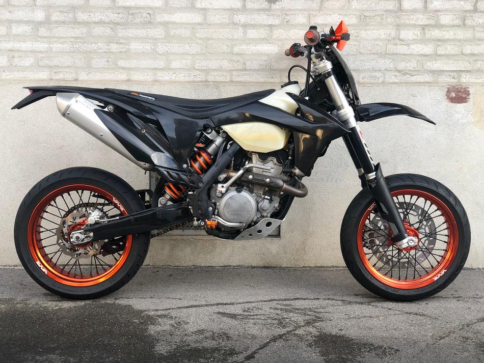 Projekt KTM EXC-F 350 Factory Edition 2012 - bereits verkauft.