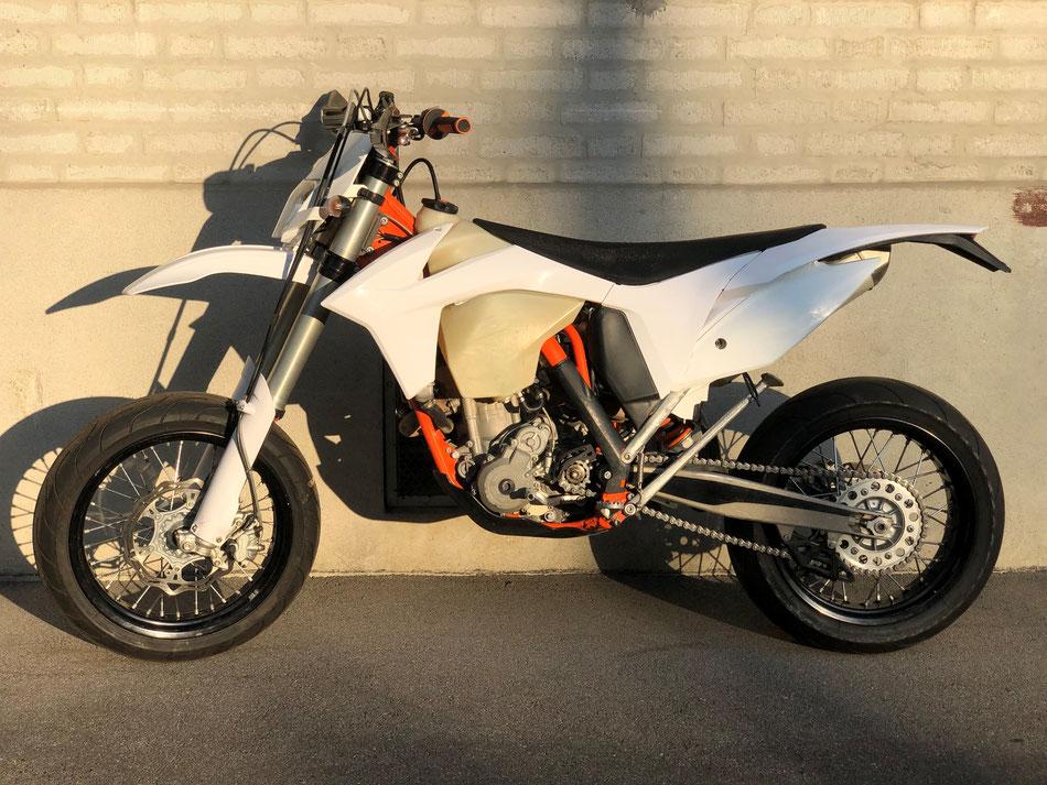 Projekt KTM EXC-F 350 Factory Edition 2016 - bereits verkauft.