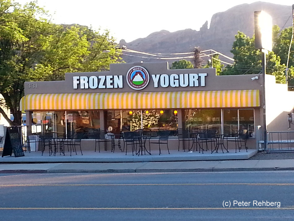 Frozen Yogurt, Moab, Peter Rehberg