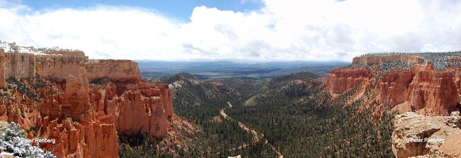 Paria Vies, Bryce Canyon, Peter Rehberg
