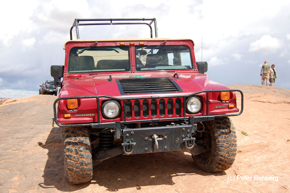 Hummer, Moab Adventure Center Peter Rehberg