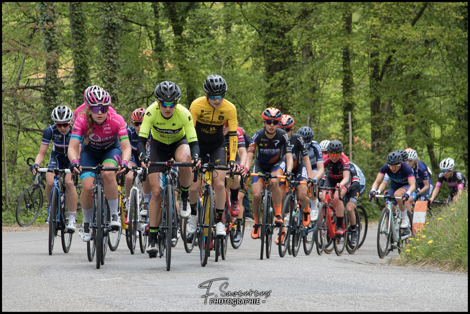 photo grand prix cycliste féminin de Chambéry 2021