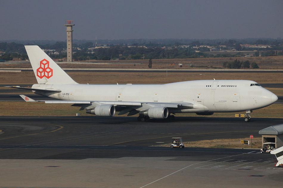 Als LX-ZCV in Johannesburg im Oktober 2010.