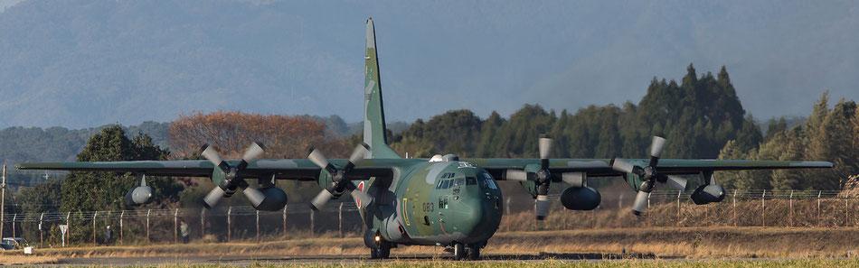 95-1083, KC-130H der 401 Hikotai aus Nagoya-Komaki