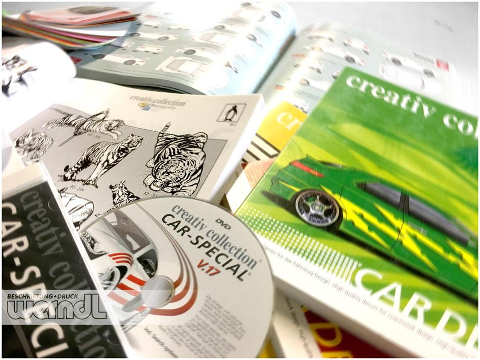 CarDeko Collections von A bis Z.