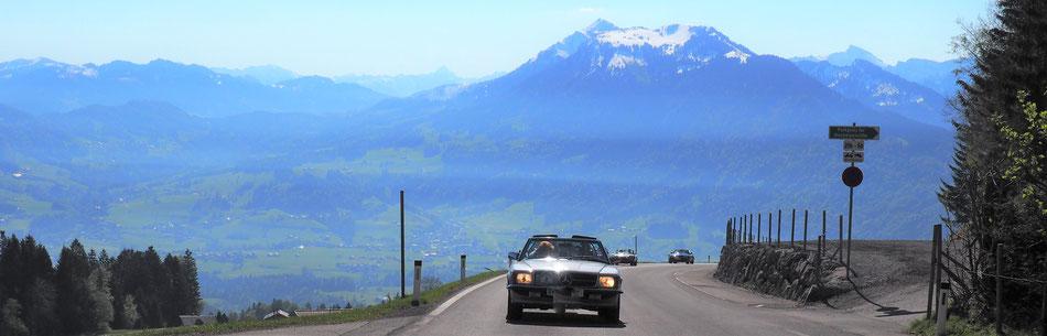 Unterwegs im Bregenzer Wald