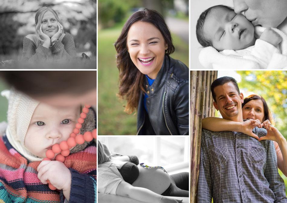 Portraitshooting, Babyshooting, Neugeborenenfotos, Pärchenshooting, Schwangerschaftsfotos