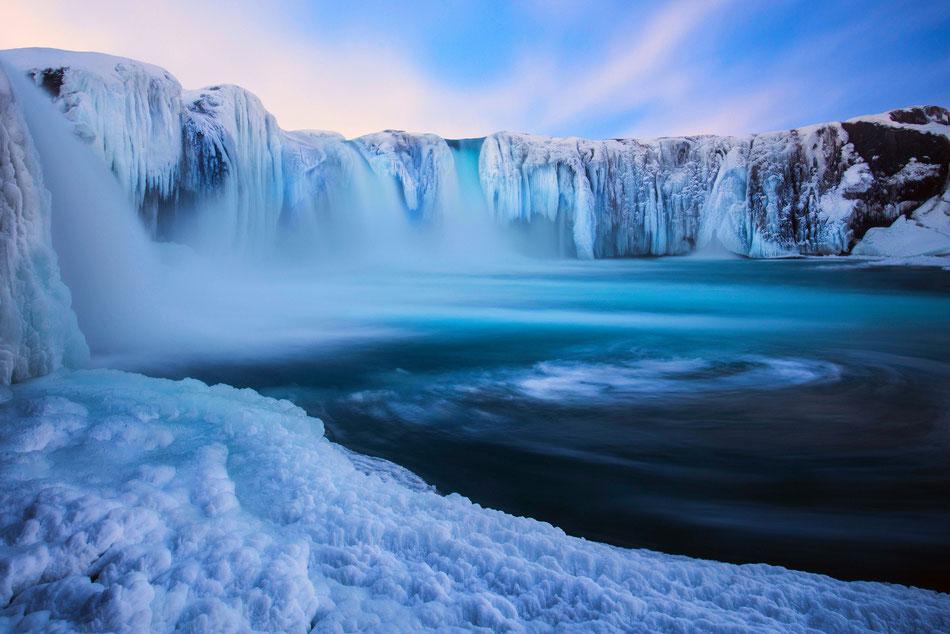 Fin de año en Islandia