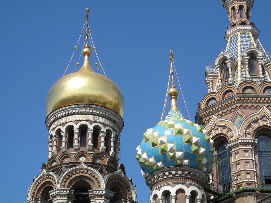 Países Bálticos, San Petersburgo y Moscú