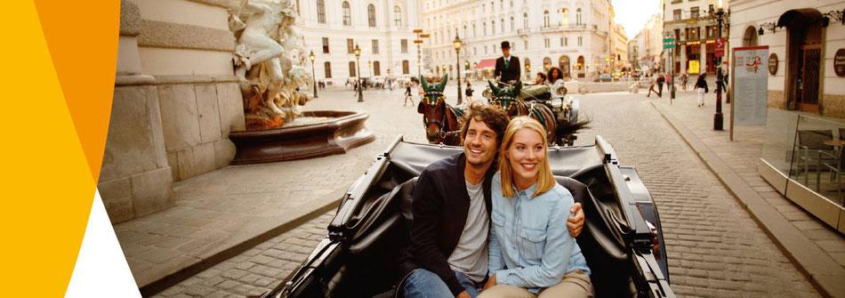 Wien Reisen, Rundreisen Events Gruppenreisen, Kulinarik Kaiserschmarren Genuss...Stadtführungen Kunst & Genuss...bei Singer reisen & versicherungen buchen