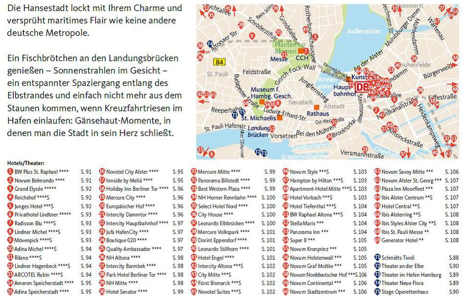 Hamburg meine Perle - Städtereisen beim Insider buchen!