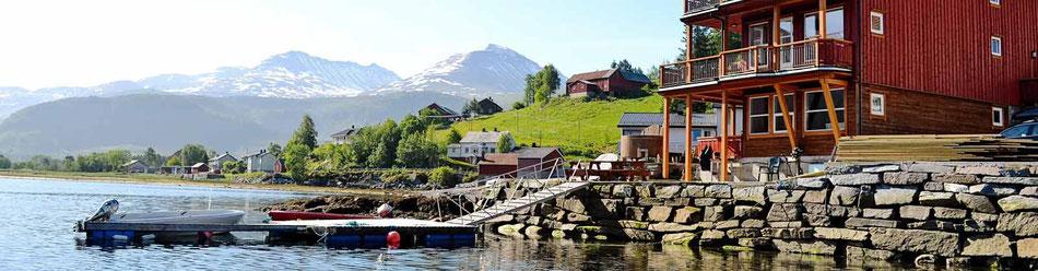 Ferienhäuser Angeln in Norwegen mit persönlicher Beratung buchen....