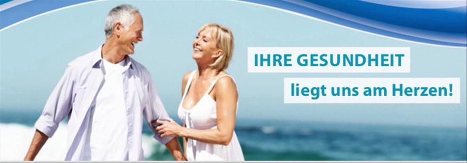 Gesundheitsreise preiswert mit Haustürabholung bei Singer Reisen & versicherungen buchen.