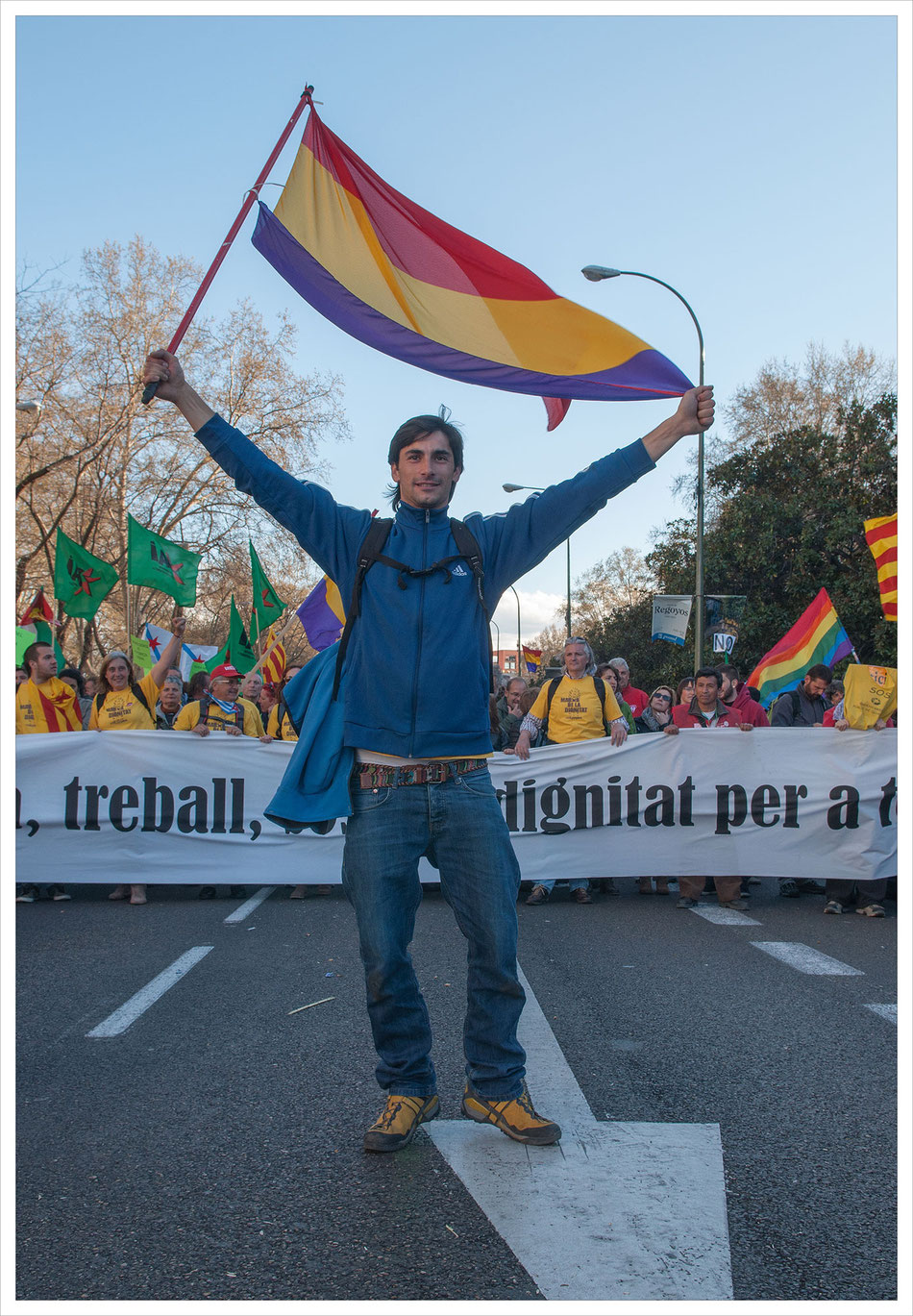 Marchas de la Dignidad