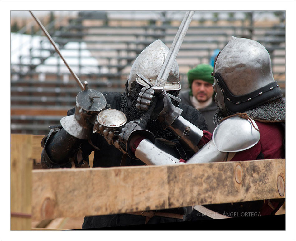 "lucha, ""combate medieval"", belmonte, cuenca"