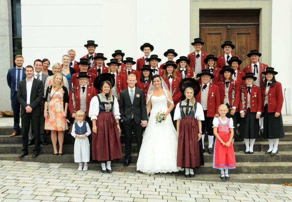 Hochzeit Sabine & Florian Galehr