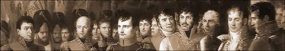 Christophe Pénichon Officiers de Napoléon