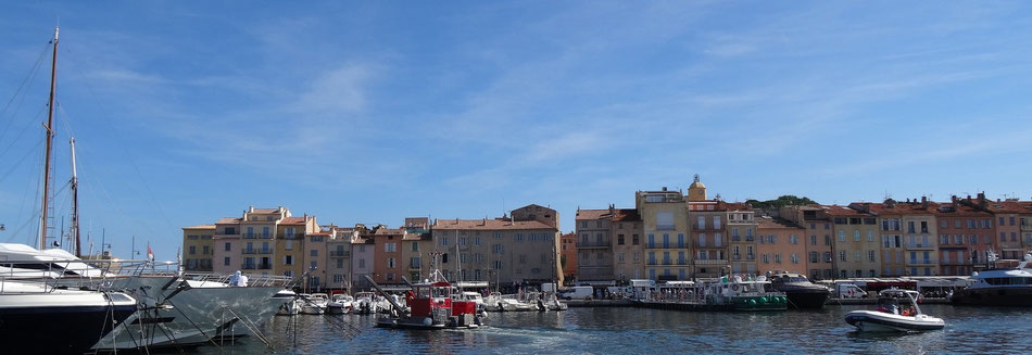 Yachtcharter Frankreich - Yachtcharter Cote d'Azur - St. Tropez