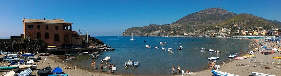 Yachtcharter Italien - Ligurien
