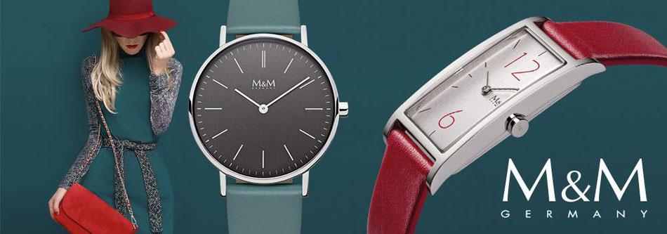 M&M Uhr Damen