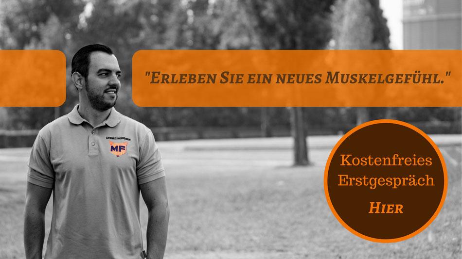 Personal Trainer Sydnee Ingendorn: Erleben Sie ein neues Muskelgefühl