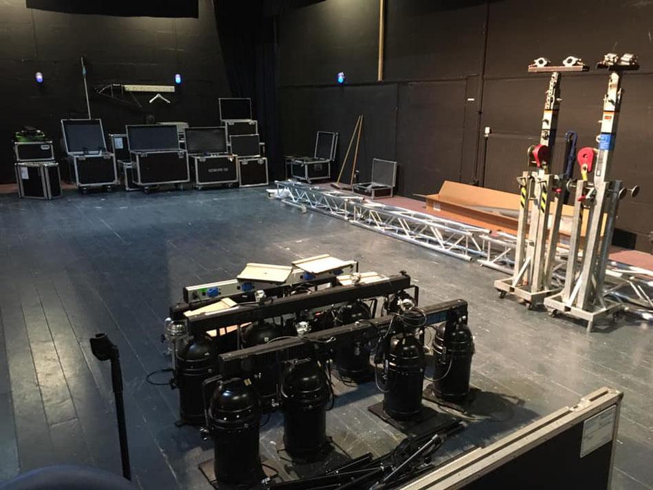 Bühnentechnik von Otter Veranstaltungstechnik GbR