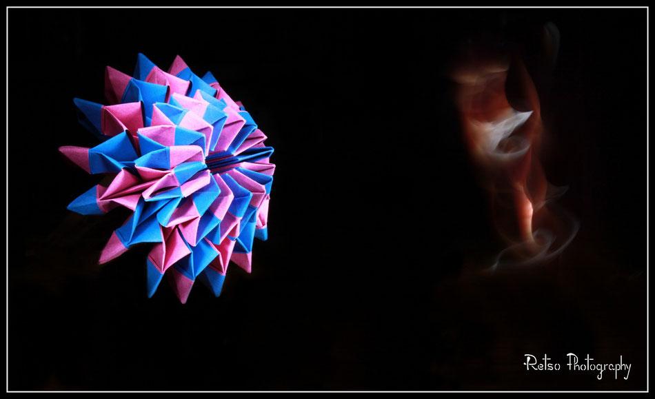 Origami, photo