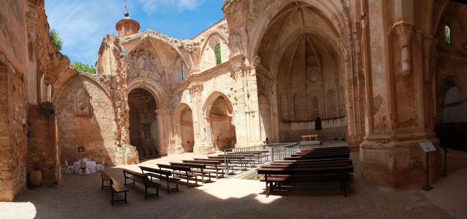 Monasterio de Piedra, Catalogne, Espana