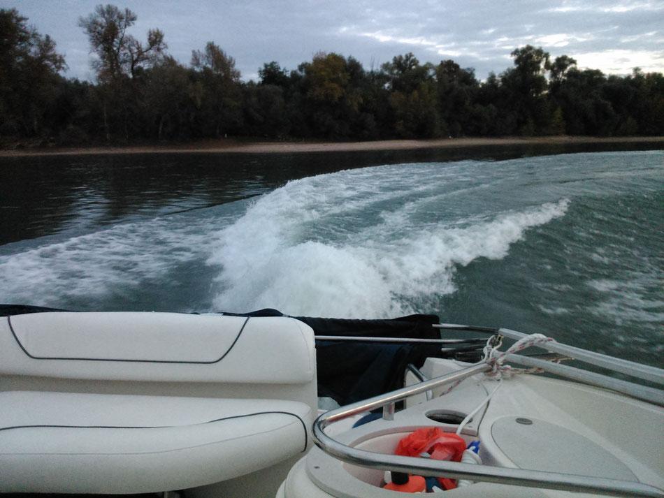 Kanu, Segel- oder Motorboot? Für Wasser-Fans gibt es viele Möglichkeiten...