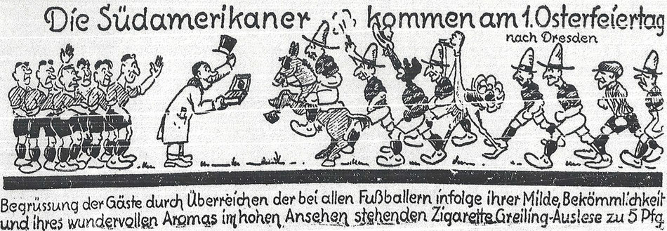 Dresdner Anzeiger, 16. April 1927