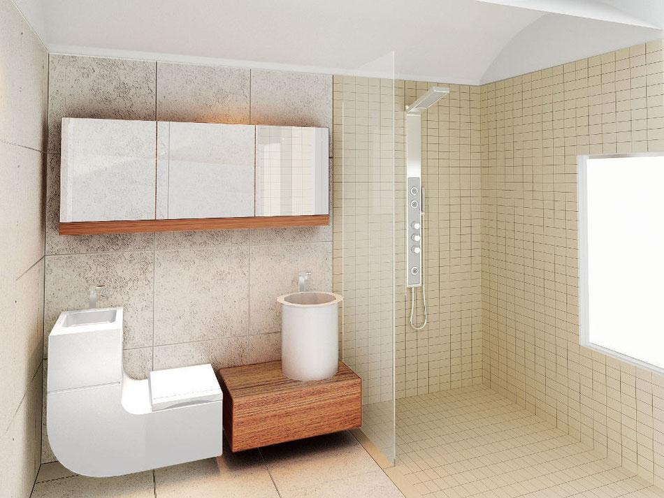 Baño para reforma. 2012