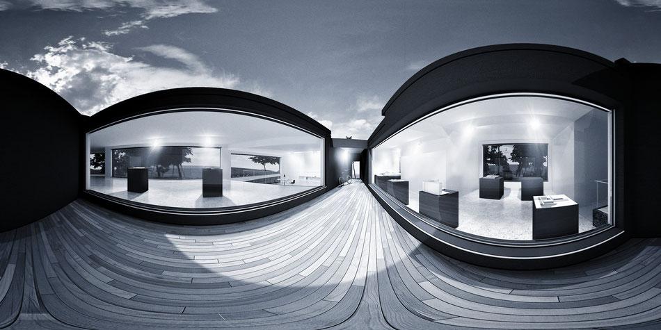 Panorama esférico 360º para realidad virtual