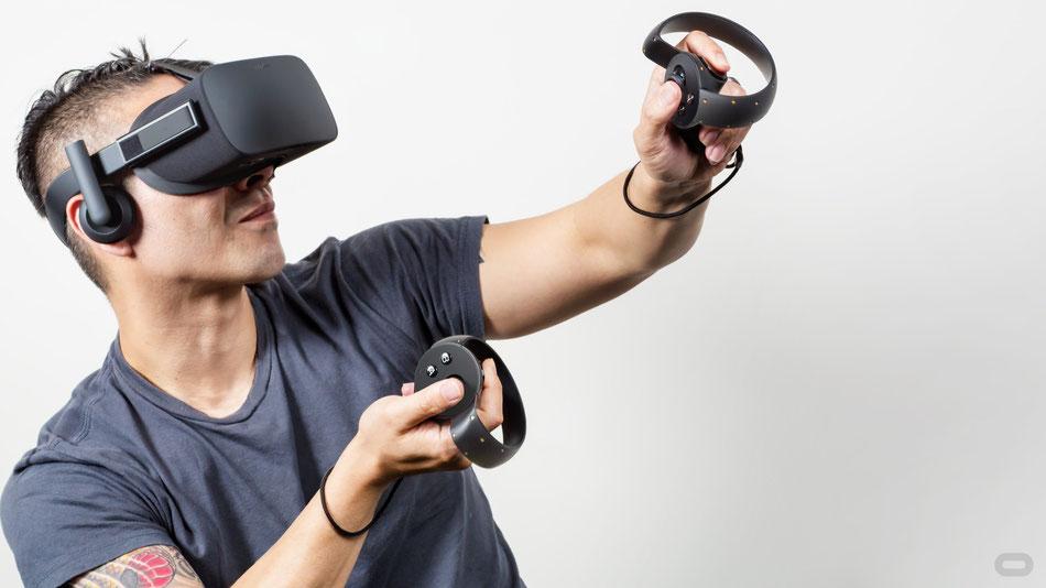 Oculus Rift para 3D
