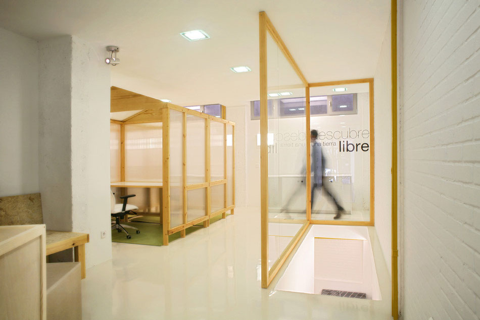 Freeland Coworking - Madrid