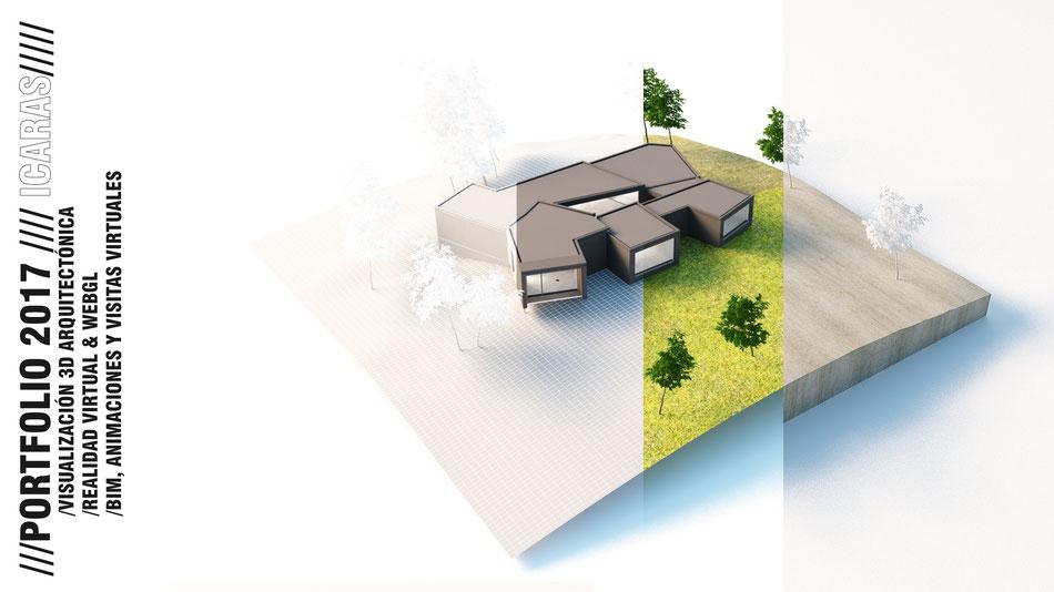 realidad virtual, 3d, arquitectura, portafolio