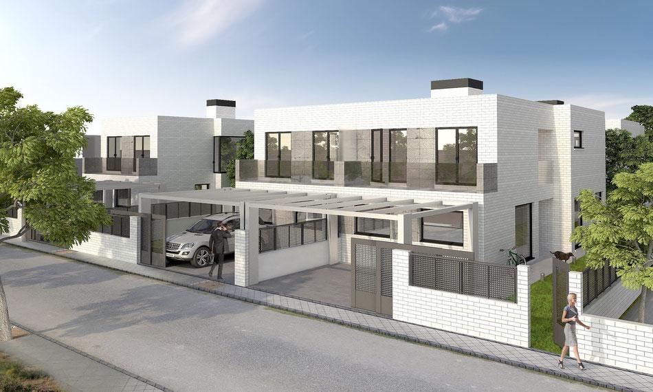 Render inmobiliaria